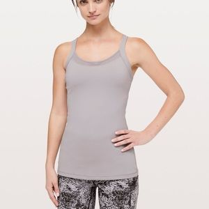 Lululemon Rally Your Heart Tank in Dark Chrome 2